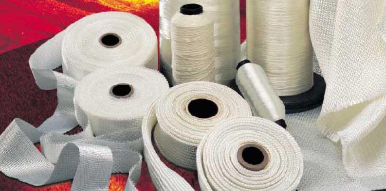 Nextel 312 Woven Ceramic Fiber Fabrics 2300 186 F Abrasion